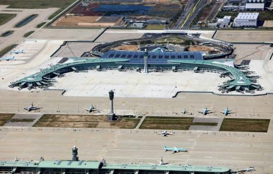내년 1월 공식 개장하는 인천국제공항 제2여객터미널 전경 / 사진 = 뉴시스