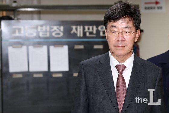 이영렬 전 서울중앙지검장/사진=뉴스1