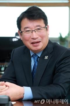 김경표 경기도평생교육진흥원장 / 사진=임성균 기자