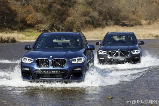 'BMW 뉴 X3' /사진제공=BMW코리아