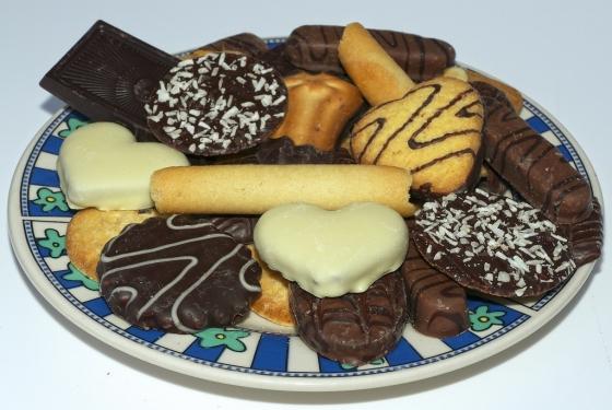 쿠키, 먹지 마세요. 부자들에게 양보하세요. (누가 줄 때는 제외) /사진=픽사베이