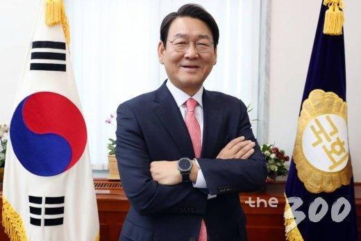 머투초대석 김교흥 국회 사무총장 인터뷰/이기범 기자
