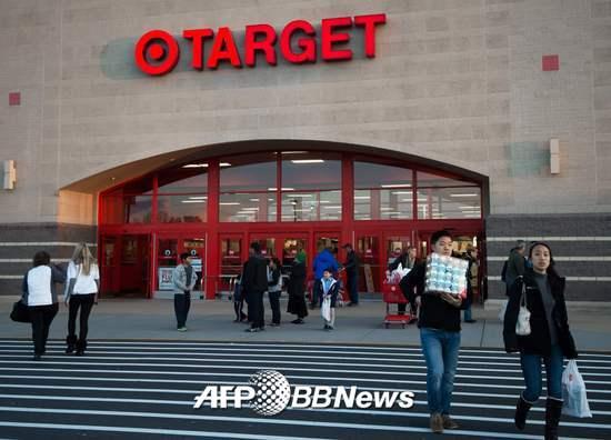 미국 버지니아주 페어팩스의 타깃 매장/AFPBBNews=뉴스1