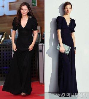 '워너비 스타' 이하늬, 우아한 드레스…