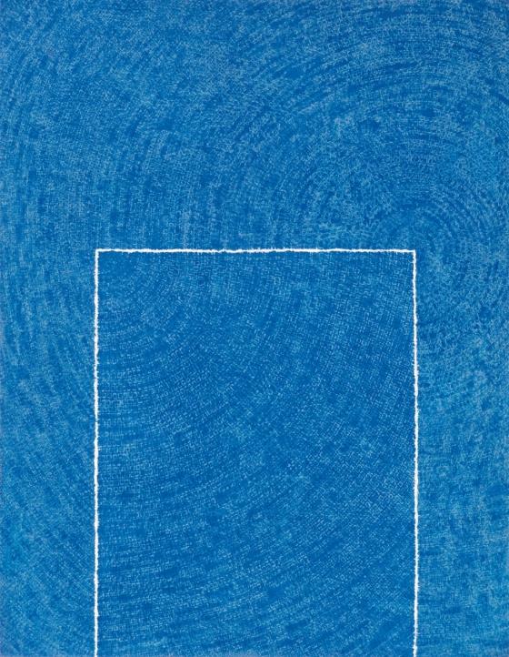 김환기 65억5천만원. '고요5-IV-73#310', 261×205cm, 면에 유채, 1973. K옥션 2017.04.12. /사진=한국미술시가감정협회