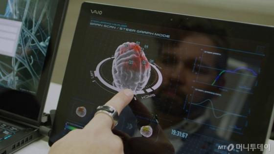 닛산, Brain-to-Vehicle 기술 /사진제공=닛산