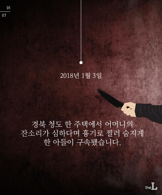 [카드뉴스] 자식 목숨 빼앗는 부모