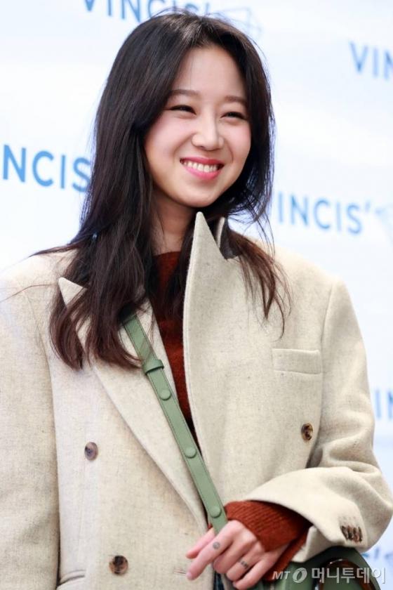 배우 공효진 /사진=임성균 기자