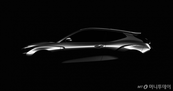 신형 '벨로스터' 렌더링/사진=현대자동차