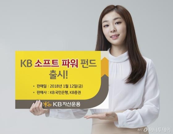 KB자산운용, '소프트파워' 기업 투자 펀드 판매