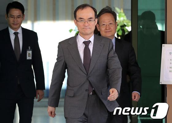문무일 검찰총장. 2017.12.26/뉴스1 © News1 오대일 기자