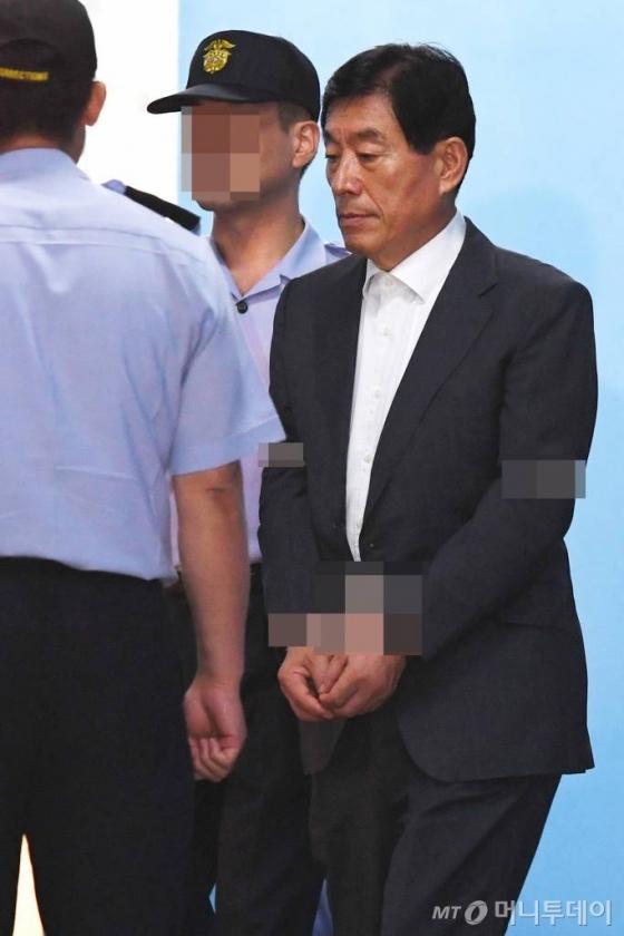 원세훈 전 국정원장 / 사진=이기범 기자