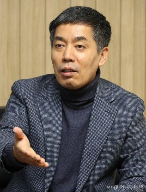 김동열 중소기업연구원장 /사진=이기범기자