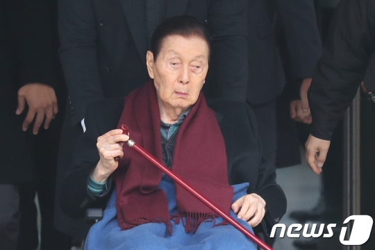 신격호 롯데그룹 총괄회장/사진=뉴스1