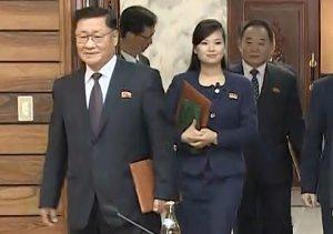 '北 모란봉악단 단장' 현송월, 손에 든 건 명품백?