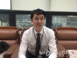 김웅 인천지검 공안부장. /인천=김고금평 기자