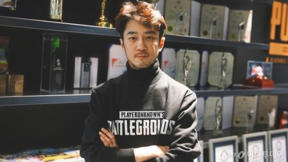 김창한 펍지 대표./ 사진=펍지
