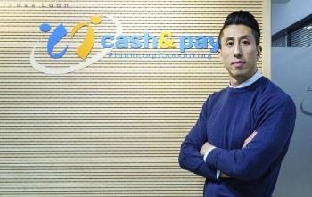 김승수 대표/사진제공=캐시앤페이