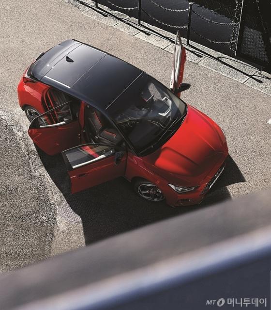 신형 벨로스터/사진제공=현대차