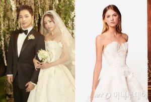 태양과 결혼한 민효린, 웨딩드레스 어디 거?