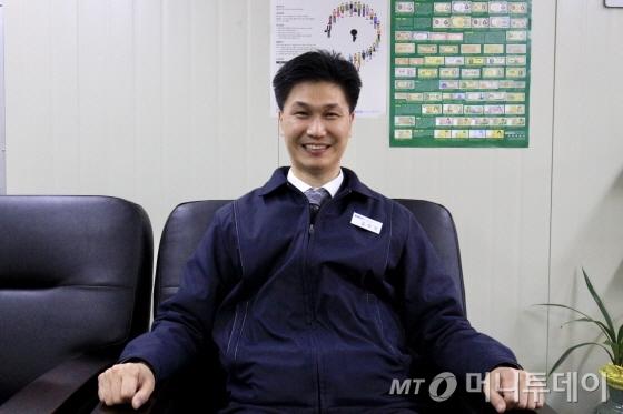 김의석 한국조폐공사 미래전략팀장/사진=박경담 기자