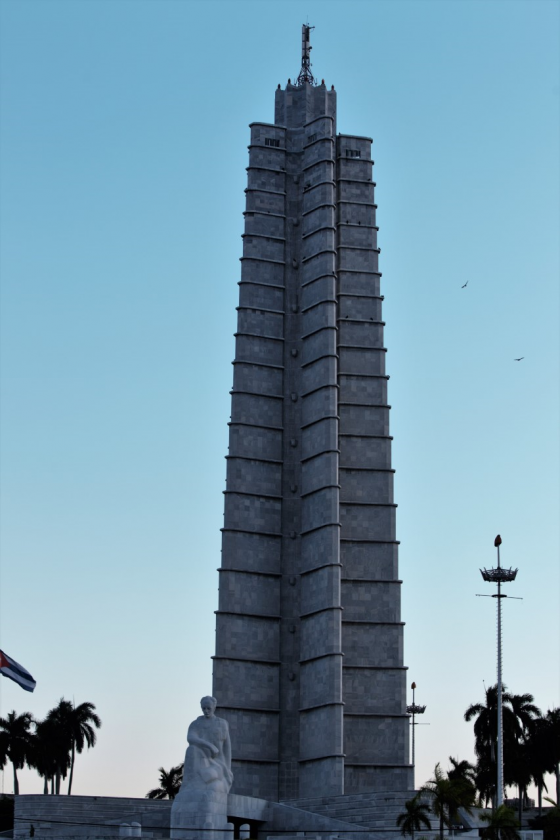 호세 마르티 기념탑과 동상/사진=이호준 여행작가