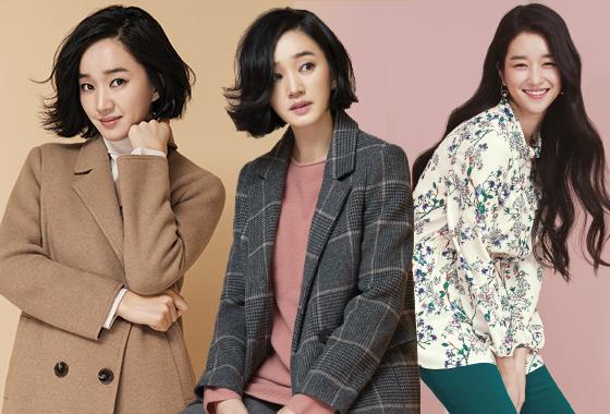 배우 수애, 서예지/사진=올리비아 로렌
