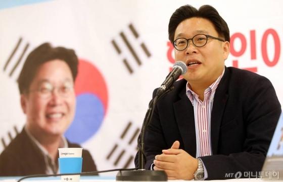 한국홍보전문가 서경덕 성신여자대학교 교수 /사진=이기범 기자