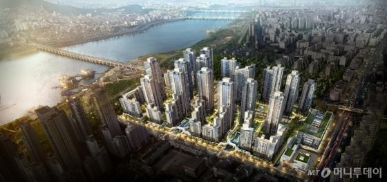 삼성물산, 1조 규모 신반포3차∙경남 재건축 수주