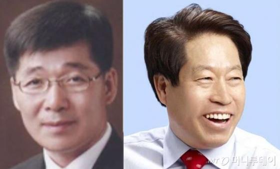 전주교대 총장에 임용된 김우영 교수(좌)와 한국방송대 총장으로 뽑힌 유수노 교수(우)./사진=머니투데이