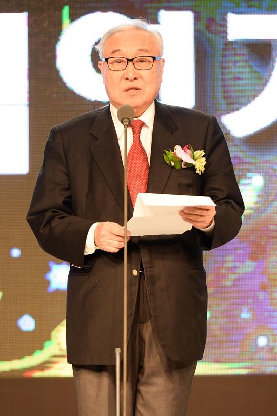 KBL 김영기 총재 /사진=KBL 제공