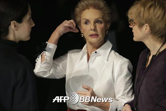디자이너 캐롤리나 헤레라 /AFPBBNews=뉴스1