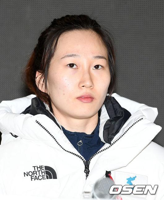 """'단일팀 에이스' 박종아, """"졌지만 최선 다했다"""""""