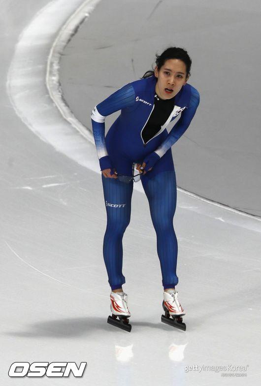 '전향 후 첫 올림픽' 박승희, 女 1000m 16위...김현영은 18위