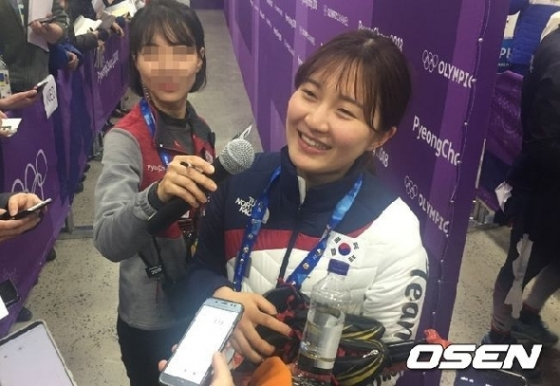 """'마지막 올림픽' 박승희, """"스스로에게 잘했다 칭찬해주고파"""""""