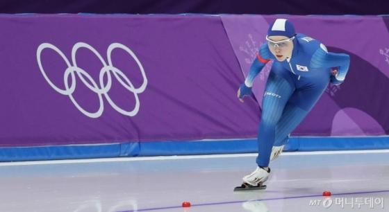 가혹했던 노선영의 마지막 올림픽, 최선 다했다