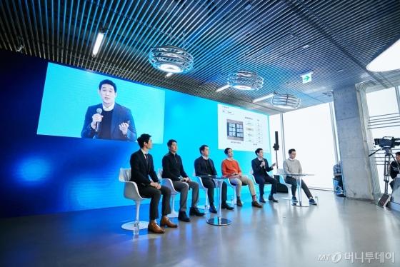 지난해 3월 '현대 모터스튜디오 서울'에서 열린 현대자동차의 'H-채용설명회' 현장./사진제공=현대차