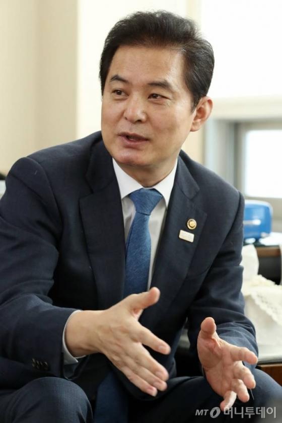 머투초대석 류영진 식약처장 인터뷰 /사진=이기범 기자