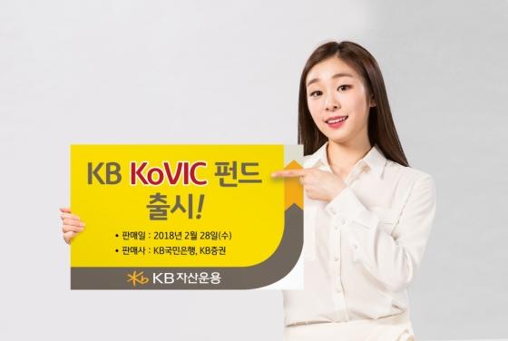 KB자산운용, 신흥아시아에 투자하는 'KoVIC'펀드 출시