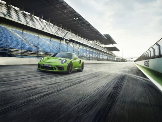 포르쉐 911 GT3 RS/사진제공=포르쉐