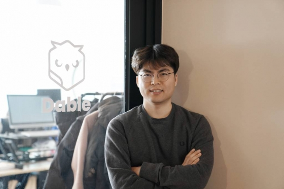 """이채현 데이블 대표는 """"아시아 이용자들이 하루 1번 이상 이용하는 아시아 1등 콘텐츠 디스커버리 플랫폼이 목표""""라고 말했다."""
