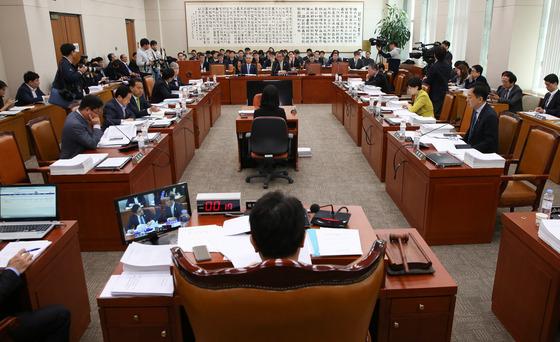 국회 법제사법위원회 전체회의/사진=뉴스1