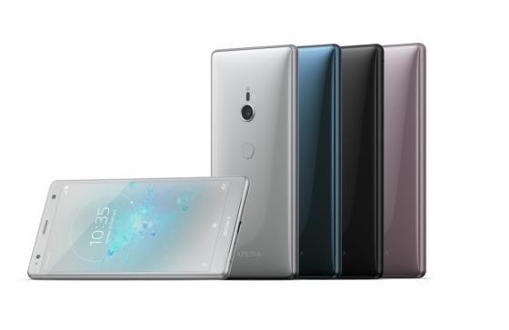 소니 스마트폰 중 처음으로 3.5㎜ 단자를 없앤 '엑스페리아 XZ2'. /사진제공=소니코리아.