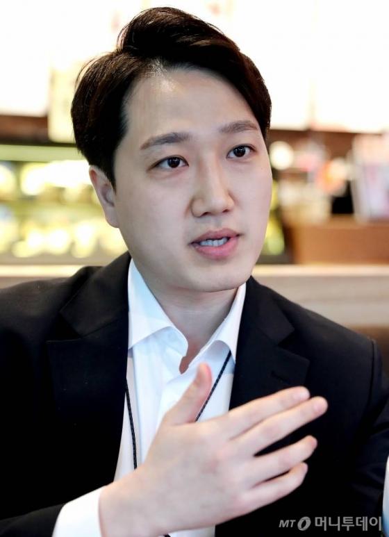 김현걸 한국사이버보안협회 이사장 인터뷰. /사진=김창현 기자