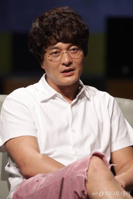 배우 조민기 / 사진=이기범 기자