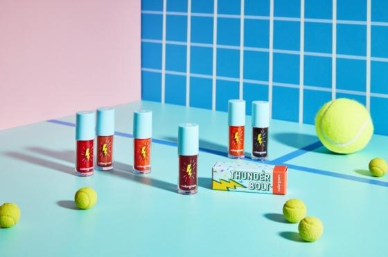 올리브영이 출시한 색조화장품 브랜드 '컬러그램'의 대표 제품인 '썬더볼 틴트 라커'/사진제공=CJ올리브네트웍스