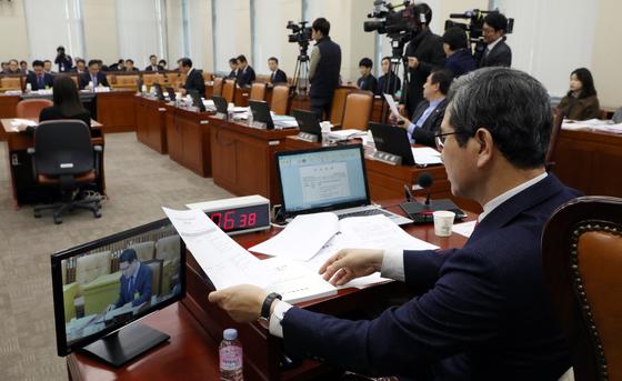 지난 2월 6일 서울 여의도 국회 국방위원회 회의실에서 열린 5.18민주화운동 진상규명 관련 특별법안에 대한 공청회 모습 / 사진 = 뉴스1