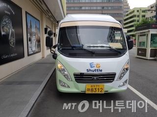 경기도, 외국인전용 EG셔틀 신규 코스 15일부터 운행