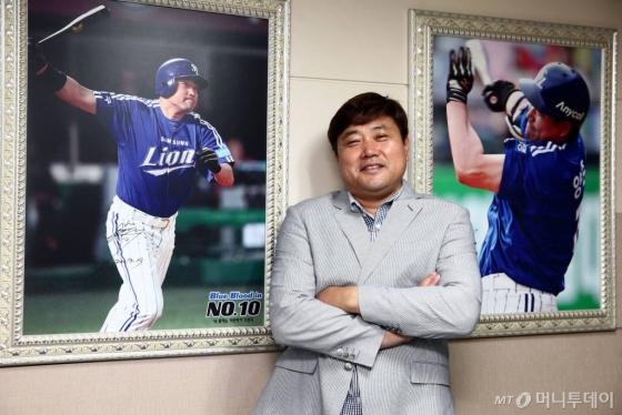 양준혁 '양준혁 야구재단' 이사장. /사진=임성균 기자