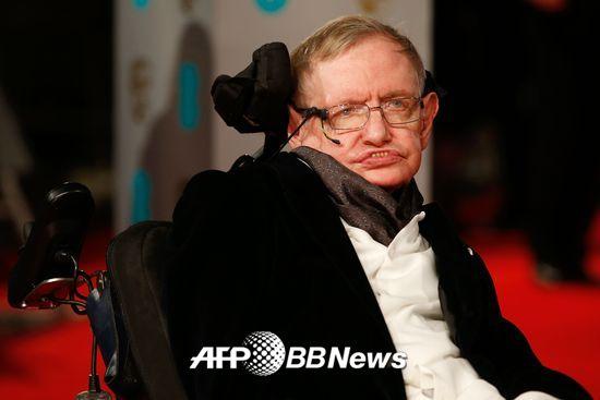 스티븐 호킹/AFPBBNews=뉴스1